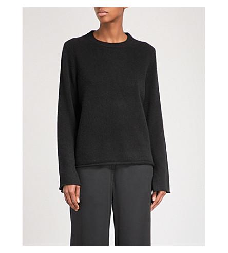360 CASHMERE Erika cashmere jumper (Black