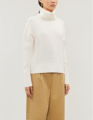 Raelynn turtleneck cashmere jumper