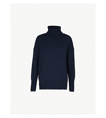 ALLUDE Turtleneck cashmere jumper (17