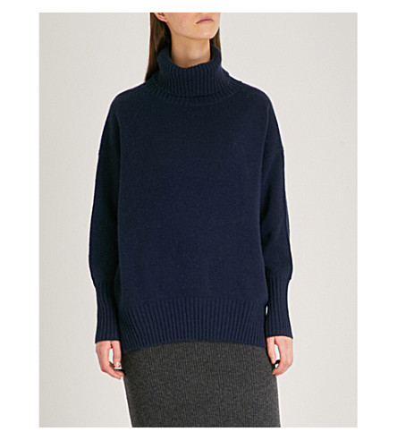 ALLUDE Turtleneck cashmere jumper (17