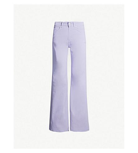BLANCHE Apollo wide high-rise jeans (Provence