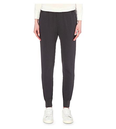 DRIFTER Nicoletta jersey jogging bottoms (Vintage+black