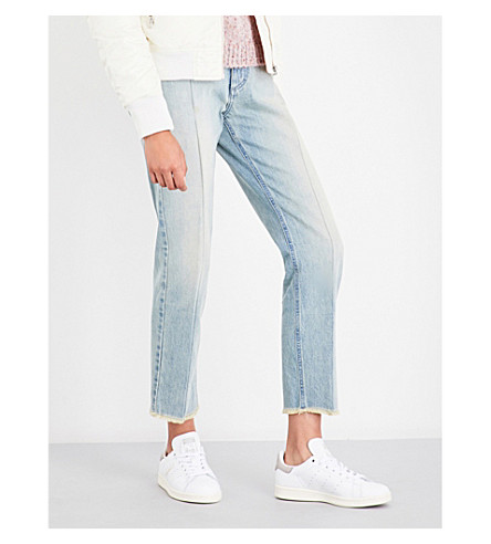 CLOSED Heartbreaker girlfriend-fit mid-rise jeans (Vintage