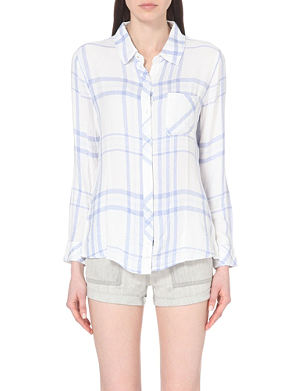 RAILS Hunter checked shirt