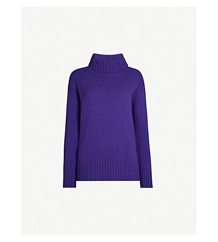 &DAUGHTER Fintra turtleneck wool jumper (Violetta
