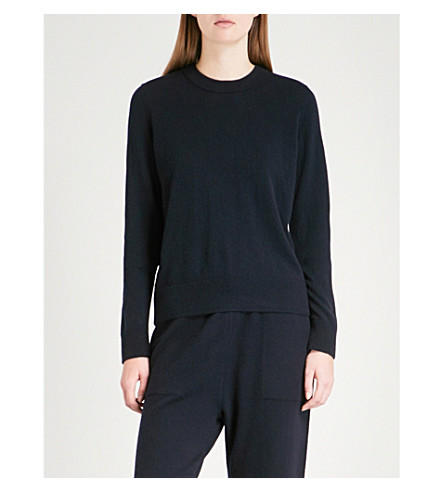 VINCE Relaxed-fit cashmere jumper (403cbl