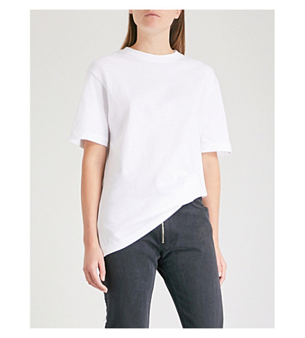 HANES X KARLA The Original cotton T-shirt (White