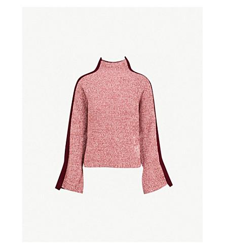 NAADAM Astraea high-neck cashmere jumper (Rose