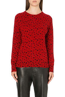 EQUIPMENT Sloane crew neck jumper