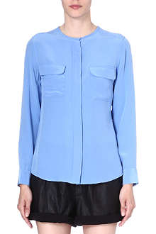EQUIPMENT Lynn silk blouse