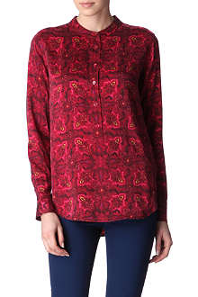 EQUIPMENT Ava paisley-print shirt