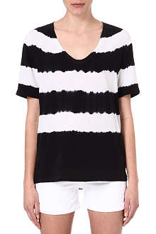 EQUIPMENT Cameron striped t-shirt