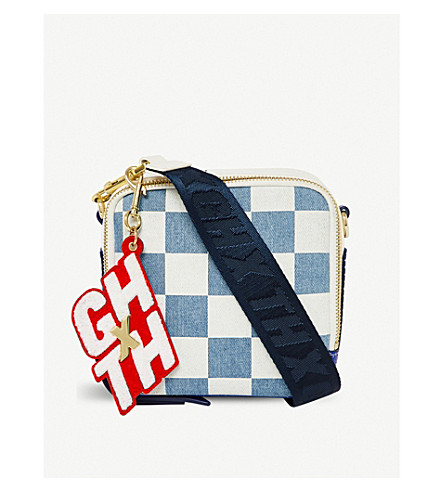 TOMMY HILFIGER Tommy Hilfiger X Gigi Hadid cross-body bag (Dnm+checkboard