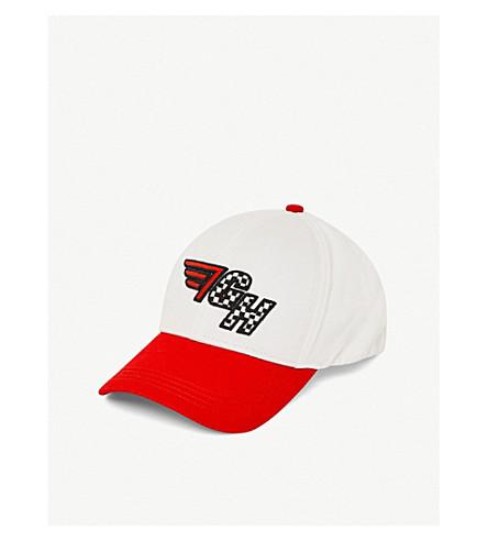 TOMMY HILFIGER Tommy Hilfiger X Gigi Hadid baseball cap (Red-white
