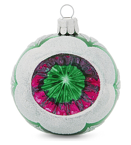 HANGING ORNAMENT Christmas tree decoration 6.5cm