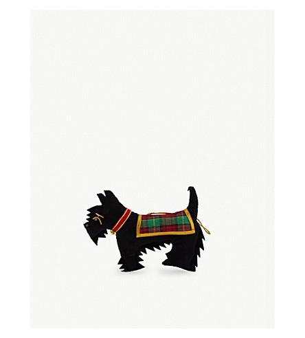 CHRISTMAS斯科特狗吊饰9厘米