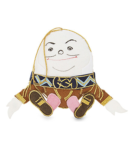 HANGING ORNAMENT Humpty Dumpty tree decoration