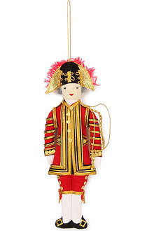ST NICOLAS State Liveryman tree decoration