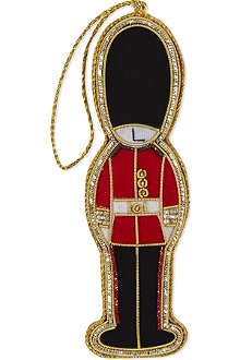 ST NICOLAS London gold guardsman