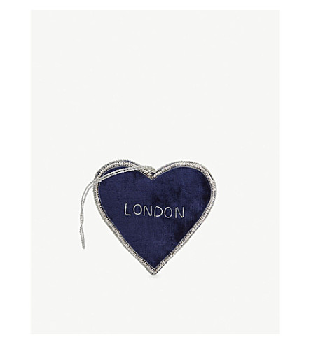 CHRISTMAS London Underground tree decoration 10cm