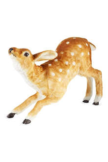 PREMIER DECORATIONS Spotted baby deer standing decoration 75cm