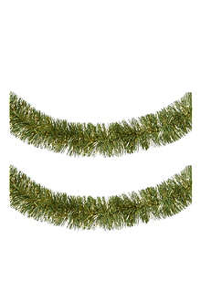 K A WEISTE OY Gold-green tinsel 2m