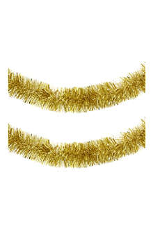 K A WEISTE OY Gold textured tinsel 2m