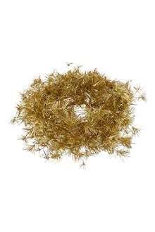 K A WEISTE OY Gold twiggy pine garland 2m