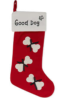 KURT ADLER Good Dog stocking