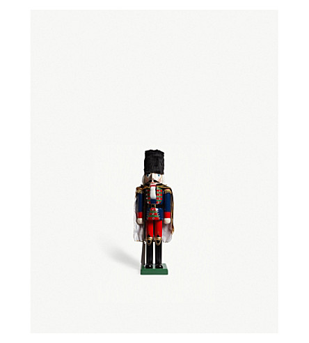 HANGING ORNAMENT Wooden nutcracker solider 91cm