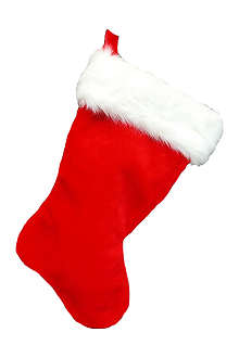 KURT ADLER Red stocking 20cm