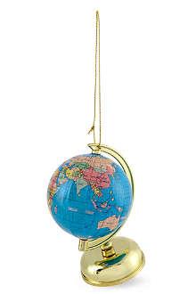 KURT ADLER Globe bauble