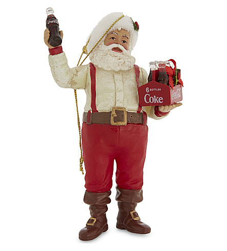 HANGING ORNAMENT Santa Claus hanging ornament
