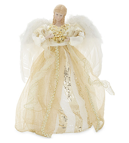 HANGING ORNAMENT Angel tree topper