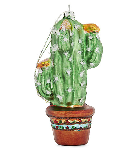 HANGING ORNAMENT Cactus hanging ornament