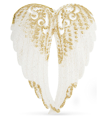 HANGING ORNAMENT Angel wings hanging ornament