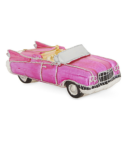 HANGING ORNAMENT Retro car hanging ornament