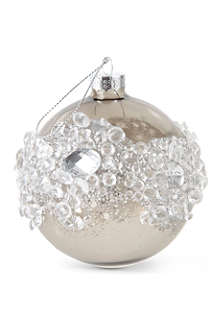 COACH HOUSE Embellished bauble