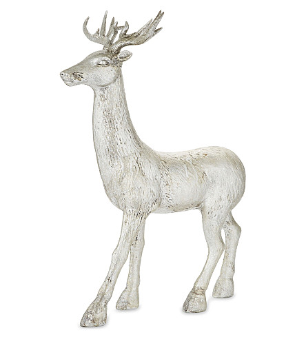HANGING ORNAMENT Christmas reindeer decoration