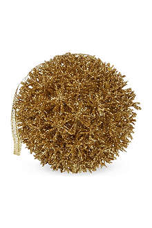 GOODWILL Glitter twig bauble