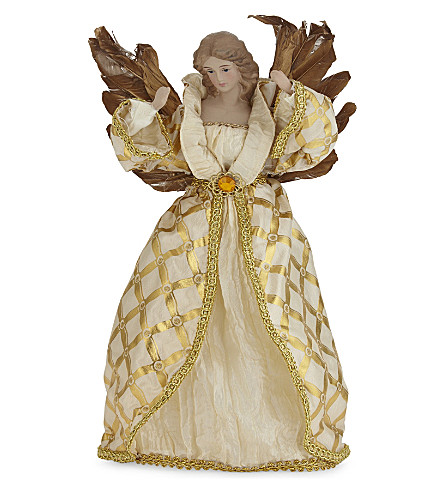 HANGING ORNAMENT Angel table top decoration 30cm