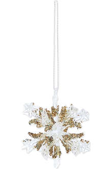 GOODWILL Snowflake decoration 8cm