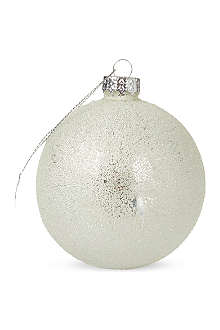 GOODWILL Glitter bauble