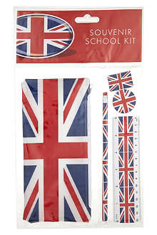 ELGATE Union Jack school kit