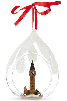 ELGATE Big Ben bauble 6.5cm