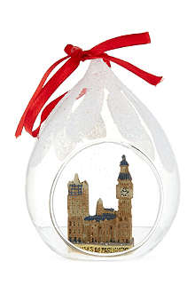 ELGATE Houses of Parliament bauble 11cm