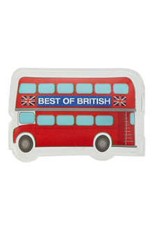 ELGATE Red Bus hand warmer