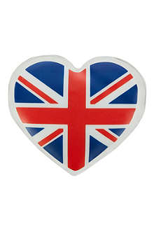 ELGATE Union Jack heart hand warmer