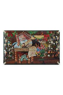 KREBS GLAS LAUSCHA Advent calendar