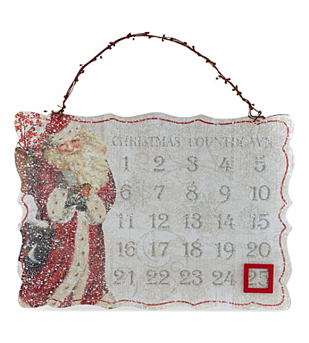 MIDWEST Father Christmas advent calender